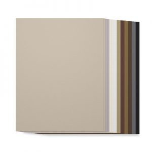 Card Stock A4 Neutrals