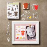 Something For Baby Wood-Mount Bundle
