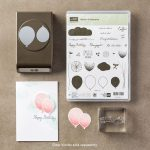 Balloon Celebration Photopolymer Bundle
