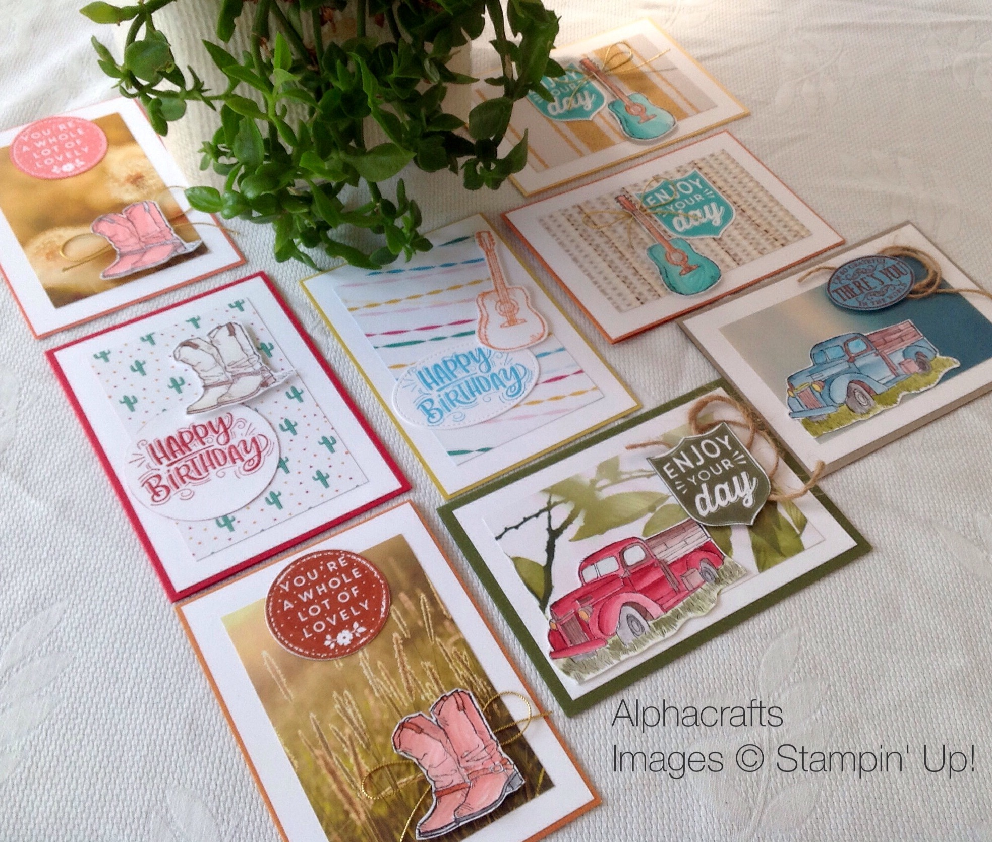 Card Inspiration - Country Livin'