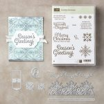 Snowflake Sentiments Clear-Mount Bundle