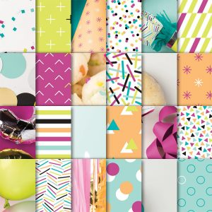 """6"""" x 6"""" Picture Perfect Party Designer Series Paper"""