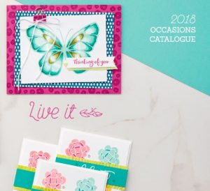 2018 Occasions Catalogue