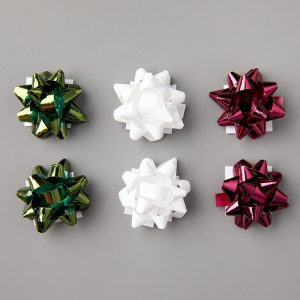 Season Of Glitz Mini Gift Bows