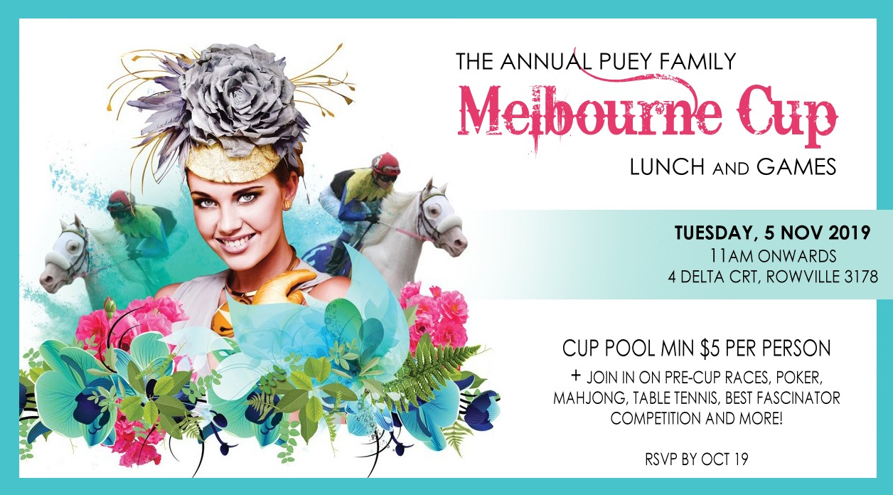 Cup Day 2019